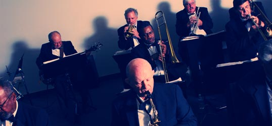 Main Street Swing and Jazz Band Benefits of a live Big Band